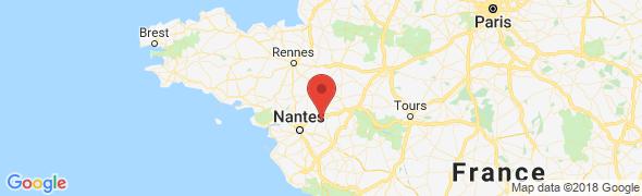 adresse sarl-gsm.fr, Bouzillé, France