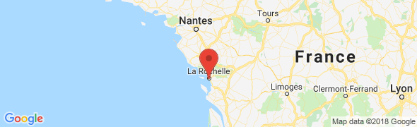 adresse hotelmonnaie.com, La Rochelle, France