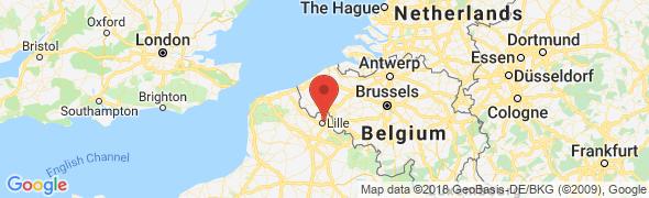 adresse r2s.fr, Lille, France