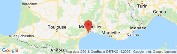 adresse laforet-frontignan.com, Frontignan, France