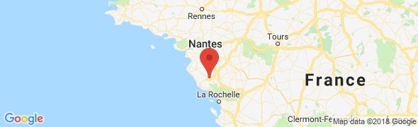 adresse databack.fr, La roche sur Yon, France