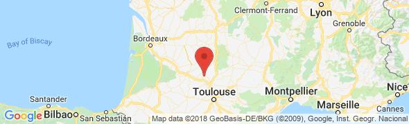 adresse foie-gras-sud-ouest.com, Moissac, France