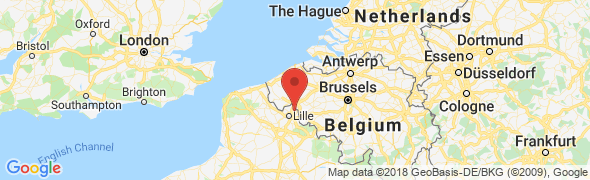 adresse srd.fr, Roubaix, France