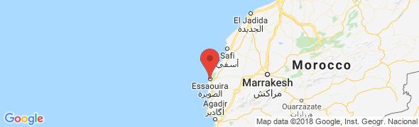 adresse palazzodesdemona.com, Essaouira, Maroc