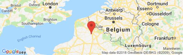 adresse arrasthermographie.com, Arras, France
