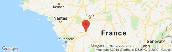 adresse futuroscope.com, Chasseneuil-du-Poitou, France