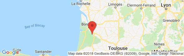 adresse agate-immobilier.com, Langon, France