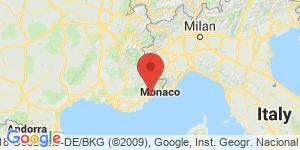 adresse et contact Le Mas Candille, Mougins, France