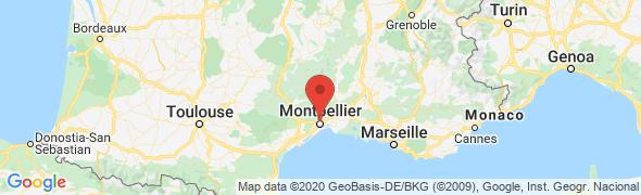 adresse eaupourtous.utilities.management, Montpellier, France