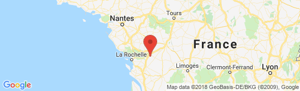 adresse toquebleue.fr, Prahecq, France