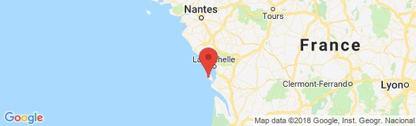 adresse chambresdhotes-lesmouettes.fr, Saint-Pierre-d'Oléron, France