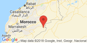 adresse et contact Auberge Africa, Merzouga, Maroc