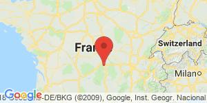 adresse et contact Claude BRICE, Clermont Ferrand, France