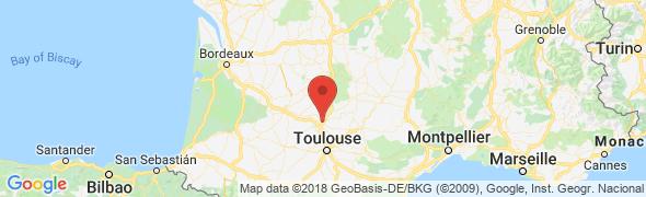 adresse elaul.fr, Montauban, France