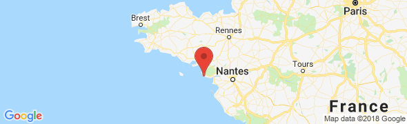 adresse saveurs-inn.fr, Batz-sur-Mer, France