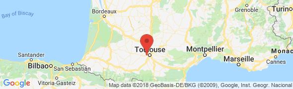 adresse geo-val.com, Colomiers, France