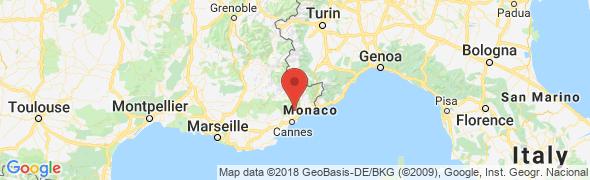 adresse la-rocheliere-tourrettes.com, Tourrettes-sur-Loup, France