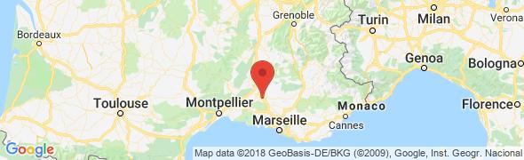 adresse ag-architecte.fr, Cabannes, France