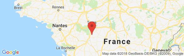 adresse le-paille-en-queue.fr, Saint-Rémy-sur-Creuse, France