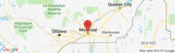 adresse lebutineur.com, Montréal, Canada