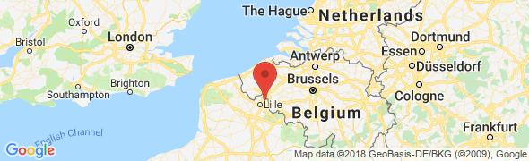 adresse damart.fr, Roubaix, France