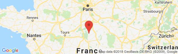adresse sante-forme-et-beaute.fr, Aubigny Sur Nère, France