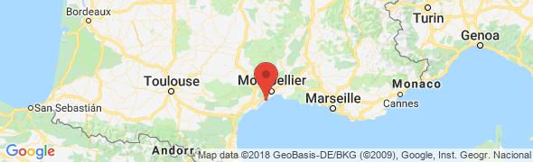 adresse miroirsdanielmourre.com, Frontignan, France