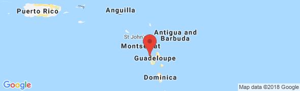 adresse aujardindescolibris.com, Deshaies, Guadeloupe