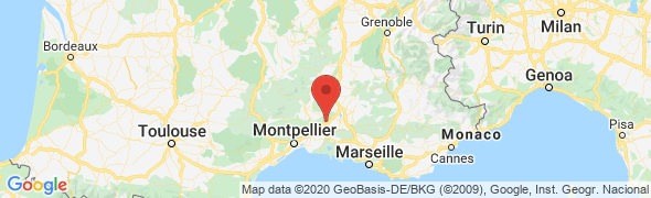 adresse mistral-bonbon.fr, Lédenon, France