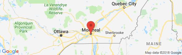 adresse enville.net, Montréal, Canada