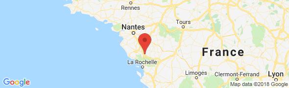 adresse peinture-isolation-guicheteau.fr, Sainte-Hermine, France