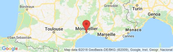 adresse suddecision.fr, Montpellier, France