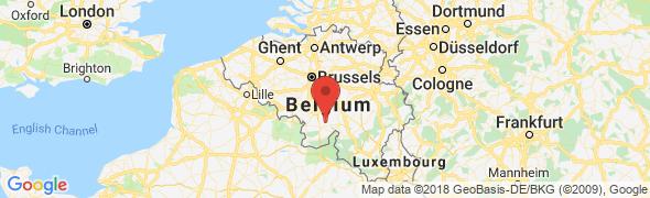 adresse allo-medica.be, Florennes, Belgique