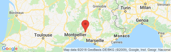 adresse applanat.com, Domazan, France