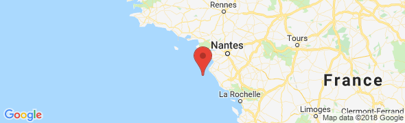 adresse ileoya-vendee-vacances.com, l'ile d'yeu, France
