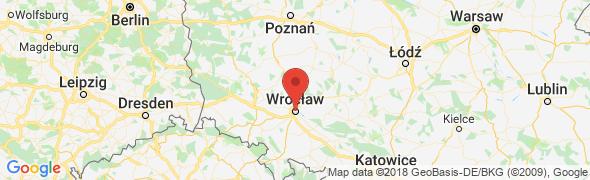 adresse trans.eu, Wysoka (Wroclaw), Pologne
