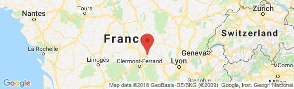 adresse carskin.fr, Vichy, France