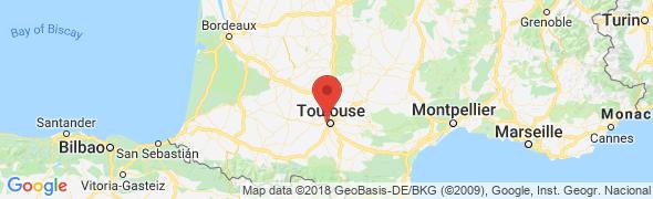 adresse peinture-serres.com, Toulouse, France