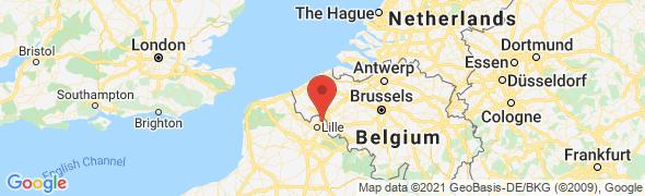 adresse bleuroyal.fr, Roubaix, France
