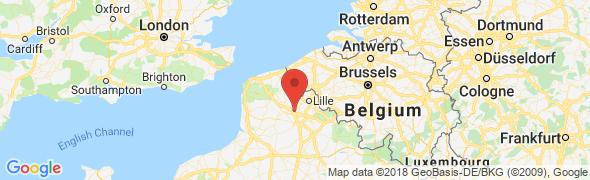 adresse planet-jeux.fr, Vermelles, France