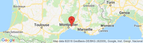 adresse borne-wifi.com, Lunel, France