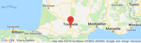 adresse longeville-cheminees.com, Toulouse, France