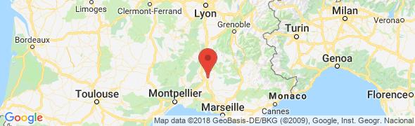 adresse atelier-rougecerise.fr, Jonquières, France