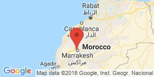 adresse et contact Le riad d'airain, Marrakech, Maroc