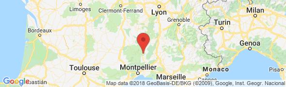 adresse produits-cevennes.com, Saint Florent sur Auzonnet, France