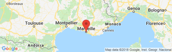 adresse cotedecor.com, Marseille, France