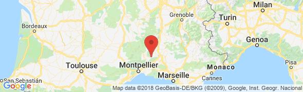 adresse coiffure-uzes.fr, Uzès, France