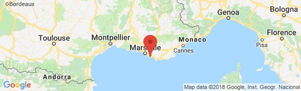 adresse optelia.fr, La Ciotat, France