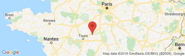 adresse webrea.fr, Blois, France