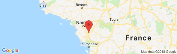 adresse sportingsols.com, Saint-Fulgent, France